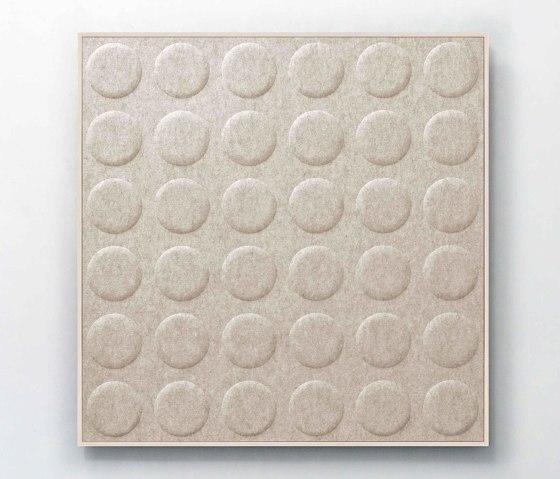 Whisperwool Wall Sheep Diva by Tante Lotte | Drapery fabrics