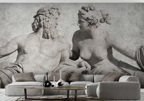Still Love Collection | SL 35 by Affreschi & Affreschi | Wall coverings / wallpapers