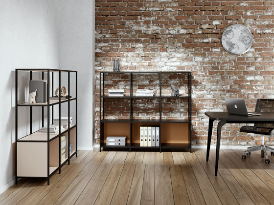 Q18 bookcase by ALEA   Shelving