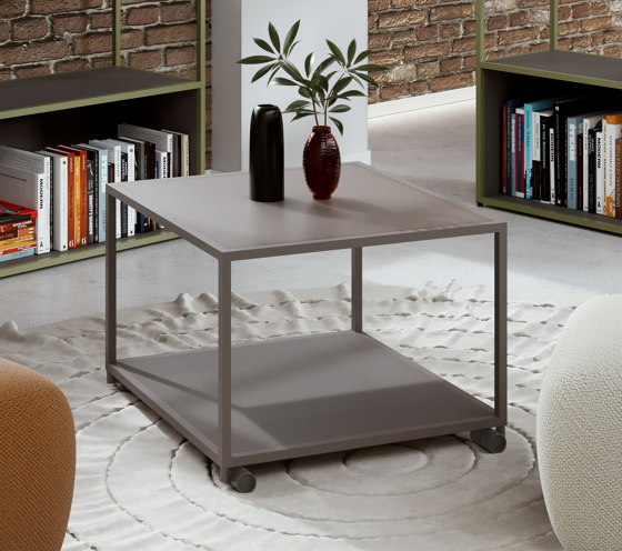 Q18 coffee table by ALEA | Coffee tables