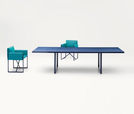 Portofino Indoor di Paola Lenti | Tavoli pranzo