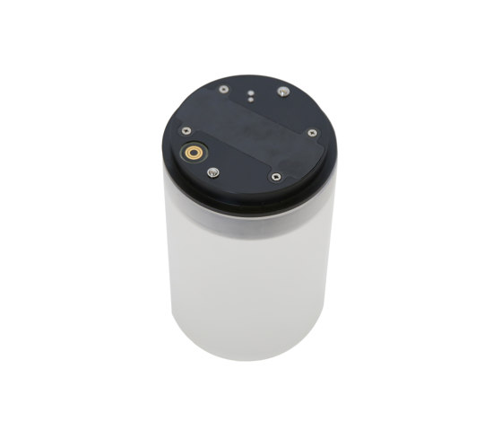 CUBE OUTDOOR SMALL BATTERY by Contardi Lighting | Outdoor floor lights