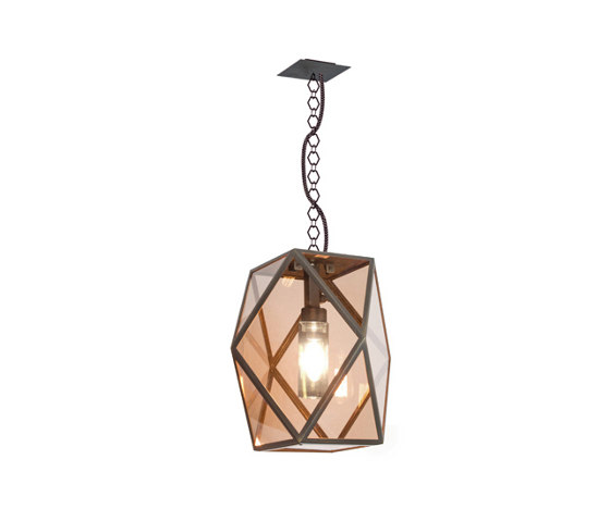 MUSE LANTERN OUTDOOR SO MEDIUM by Contardi Lighting | Outdoor pendant lights
