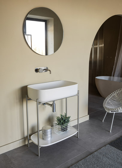 Diva by Scarabeo Ceramiche | Vanity units
