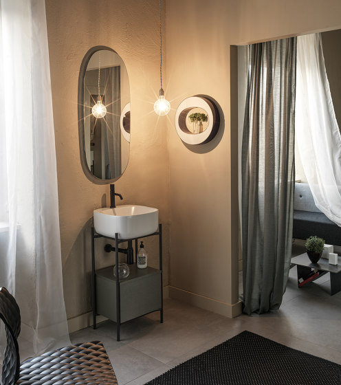 Diva by Scarabeo Ceramiche | Vanity units