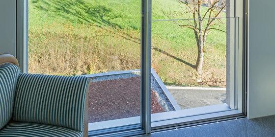 swissFineLine Fall Protection by swissFineLine | Window frames