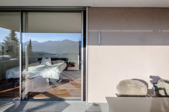 swissFineLine Gap ventilation by swissFineLine | Window frames