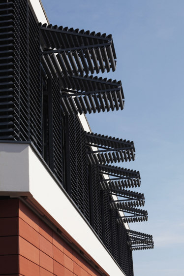 Cilium by Renson | Facade systems