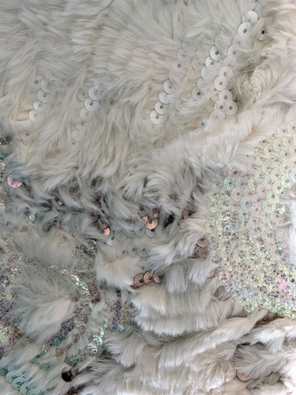 Celerina col. 103 white by Jakob Schlaepfer   Drapery fabrics