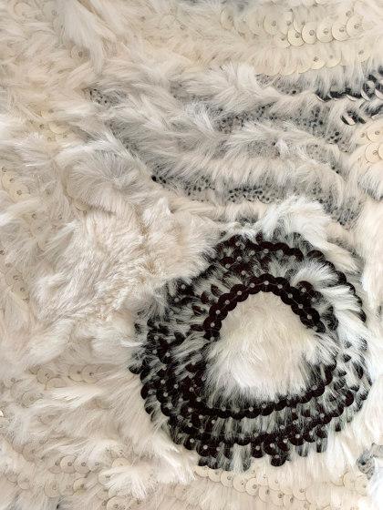 Celerina col. 104 gray/white by Jakob Schlaepfer | Drapery fabrics