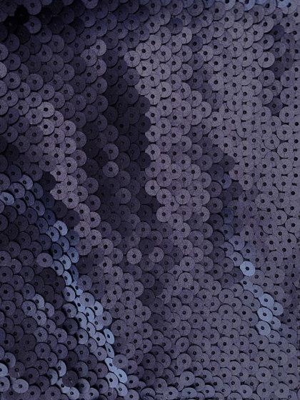 Elopaille col. 203 steel blue by Jakob Schlaepfer | Drapery fabrics