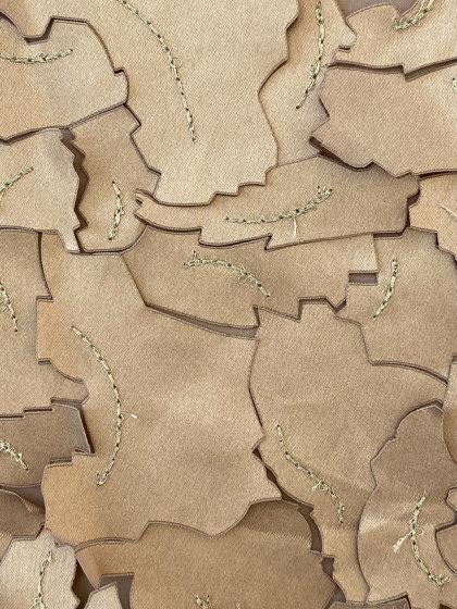 Gesso col. 201 beige by Jakob Schlaepfer | Drapery fabrics