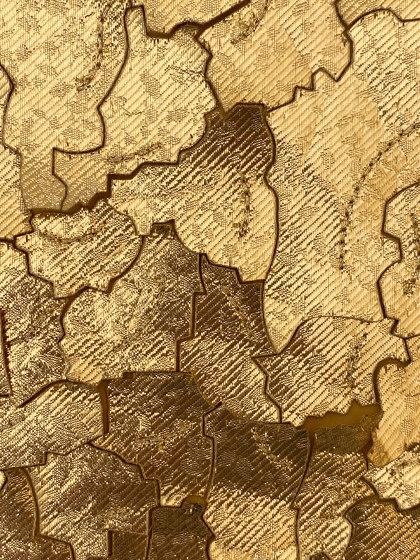 Gesso col. 301 gold by Jakob Schlaepfer | Drapery fabrics
