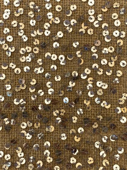 Lustrino col. 101 linen/silver by Jakob Schlaepfer   Drapery fabrics