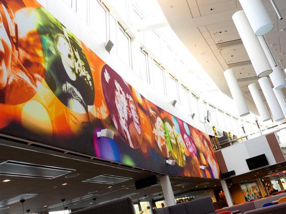Big Print EcoSUND by Götessons | Sound absorbing wall art