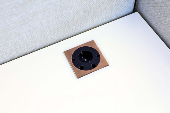 Power Grommet Twist by Götessons | Smart phone / Tablet docking stations