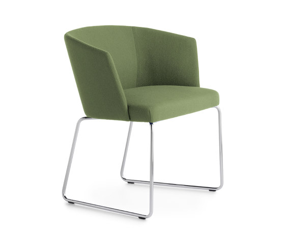 Axel 74P/SB by Crassevig | Chairs