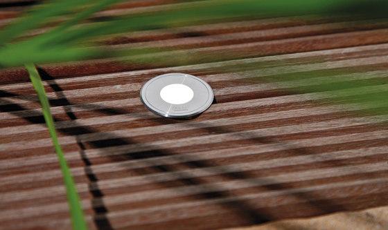 LunAqua Terra LED di Oase | Lampade outdoor incasso pavimento