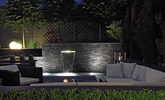 Waterfall Illumination by Oase | waterproof outdoor lights