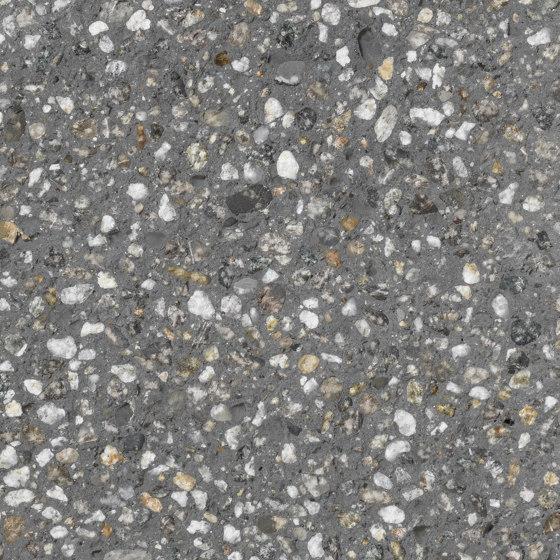 Surfaces | 54 Gestockt & Umlaufend Gesäumt by Dade Design AG concrete works Beton | Surface finishings