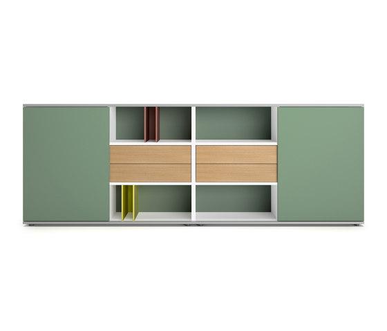 basic S Shelf System de werner works | Buffets / Commodes