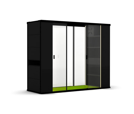 MasterPod® S Pure Room by Inwerk | Room-in-room systems