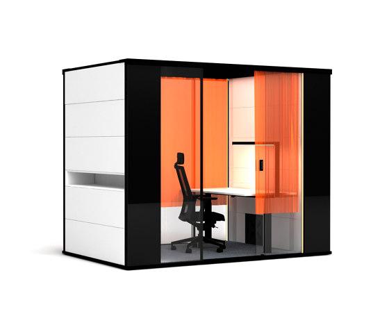 MasterPod® M Work Room by Inwerk   Room-in-room systems