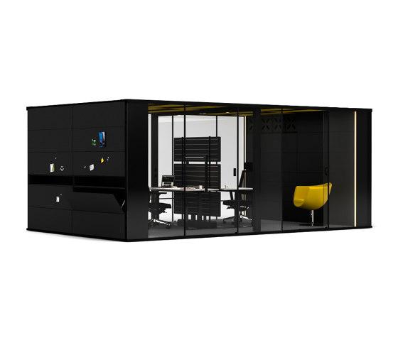 MasterPod® XL Team Work by Inwerk | Room-in-room systems