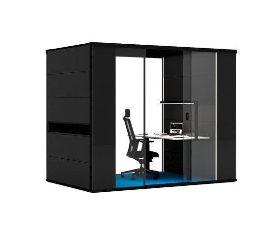 MasterPod® M Work Room by Inwerk | Room-in-room systems