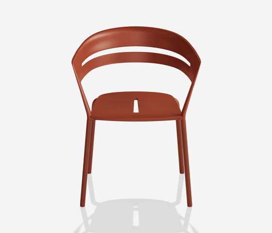 Ria dining armchair by Fast | Chairs