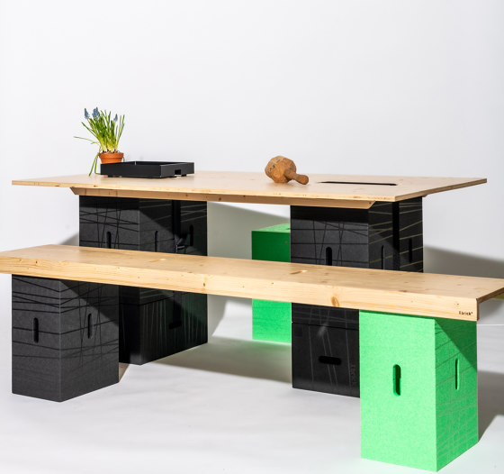 Xbrick | X-table by wd3 | Contract tables