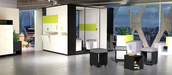 MasterPod® L Pure Room by Inwerk | Room-in-room systems