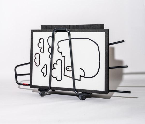 flomo caddy de Westermann | Chariots