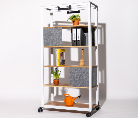 flomo train by Westermann | Shelving