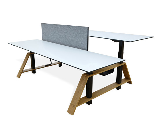 motu Double Bench by Westermann | Contract tables