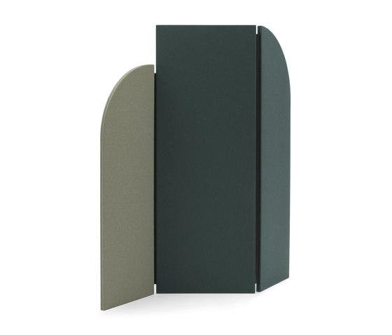 Corolle Screen Arke' by Bolzan Letti | Folding screens