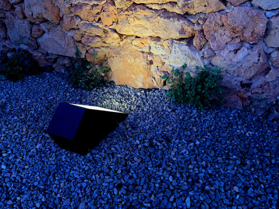 LED spot | SP 025 by LYX Luminaires | Outdoor floor-mounted lights