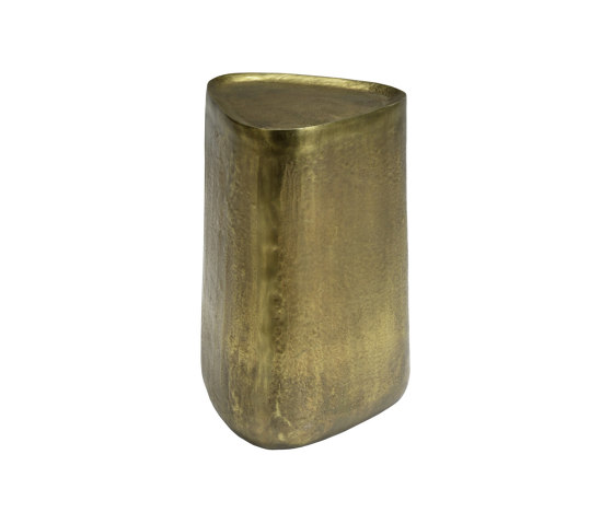 Estes Brass Occasional Table by Pfeifer Studio   Side tables