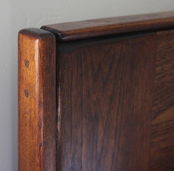 León Cedar Wood Headboard by Pfeifer Studio | Bed headboards