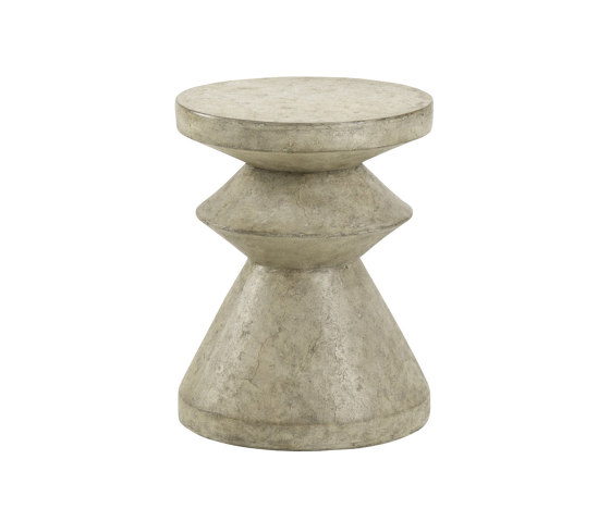 Triptic Concrete Occasional Table by Pfeifer Studio | Side tables