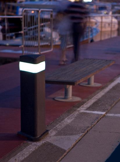 Finisterre by URBIDERMIS SANTA & COLE   Bollard lights