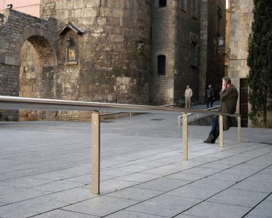 Línea by URBIDERMIS SANTA & COLE | Railings / Barriers