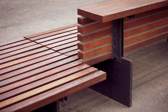 Moon Bench by urbidermis SANTA & COLE | Benches