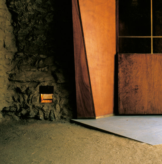 Rodes by URBIDERMIS SANTA & COLE | Outdoor recessed wall lights