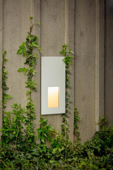 Skyline by URBIDERMIS SANTA & COLE | Outdoor recessed wall lights