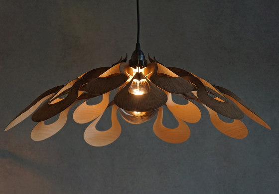 Ipaki Medium by Passion 4 Wood | Suspended lights