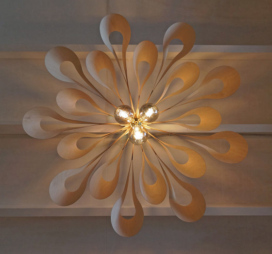 Ipaki XL by Passion 4 Wood | Ceiling lights