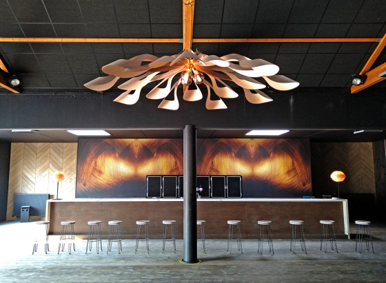 Ipaki XXL by Passion 4 Wood | Ceiling lights