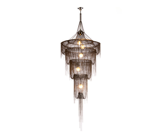 Droplet - 700 - suspended by Willowlamp | Suspended lights
