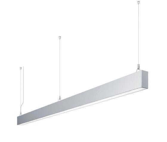 IDOO.line Single Luminaire VTL by H. Waldmann | Suspended lights